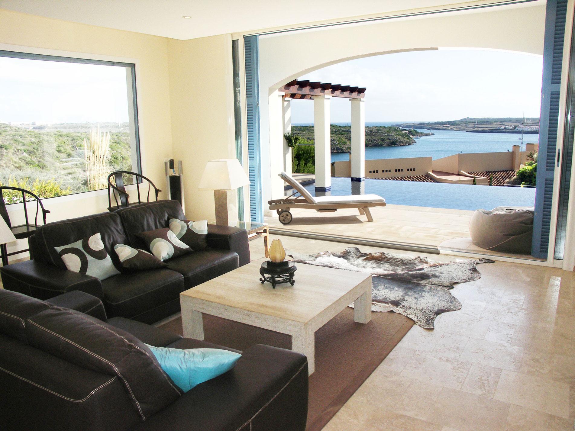Villas en alquiler en Menorca