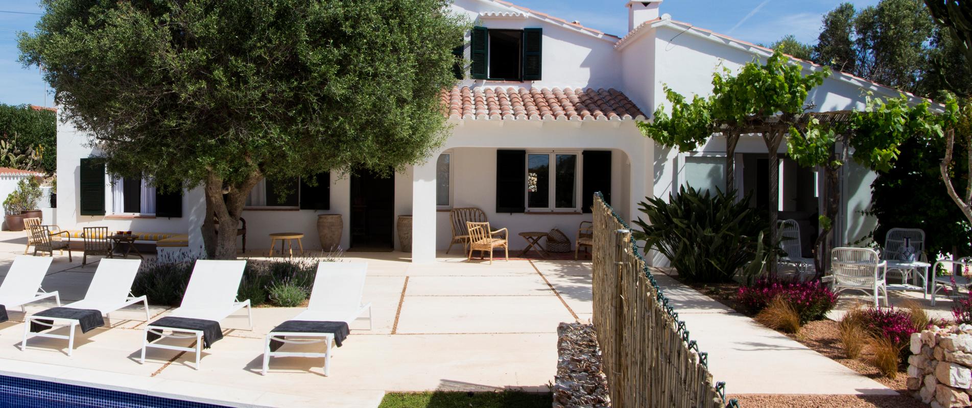 Vacaciones en Villa Menorca