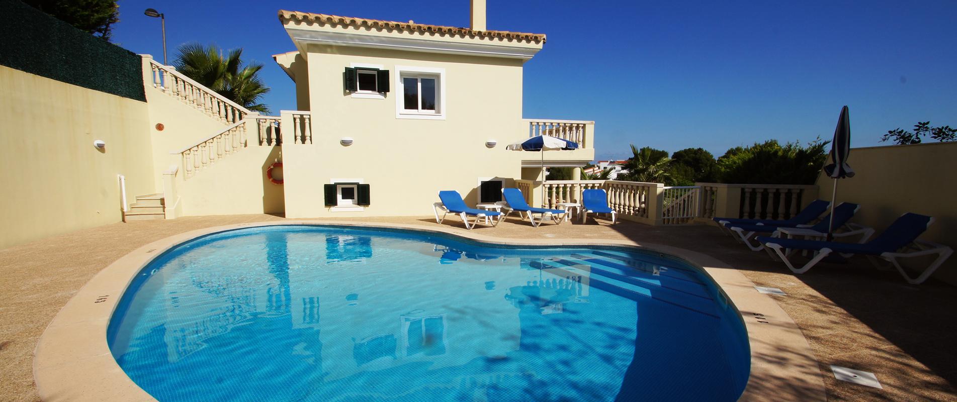Alquiler de villas en Menorca