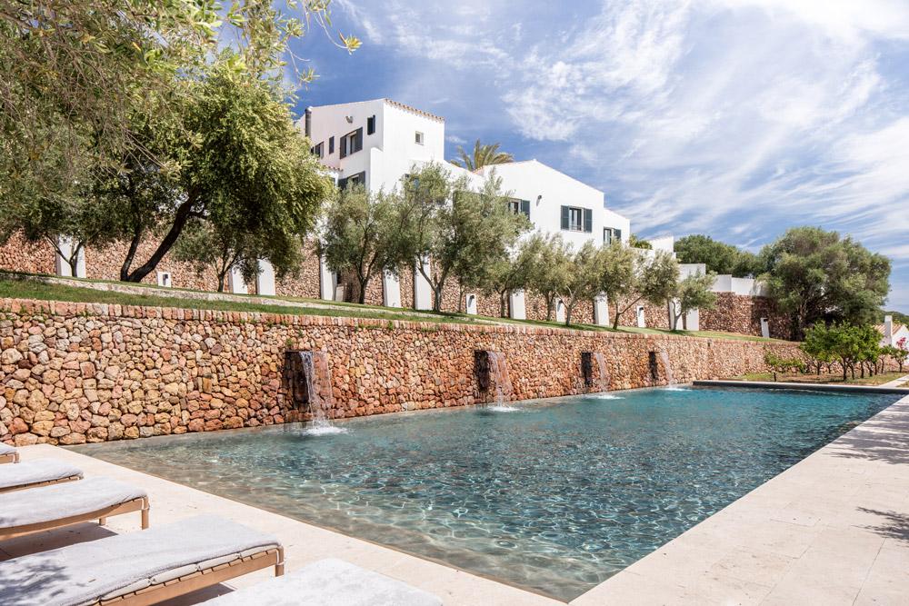 Villa privada y exclusiva para alquilar en Menorca