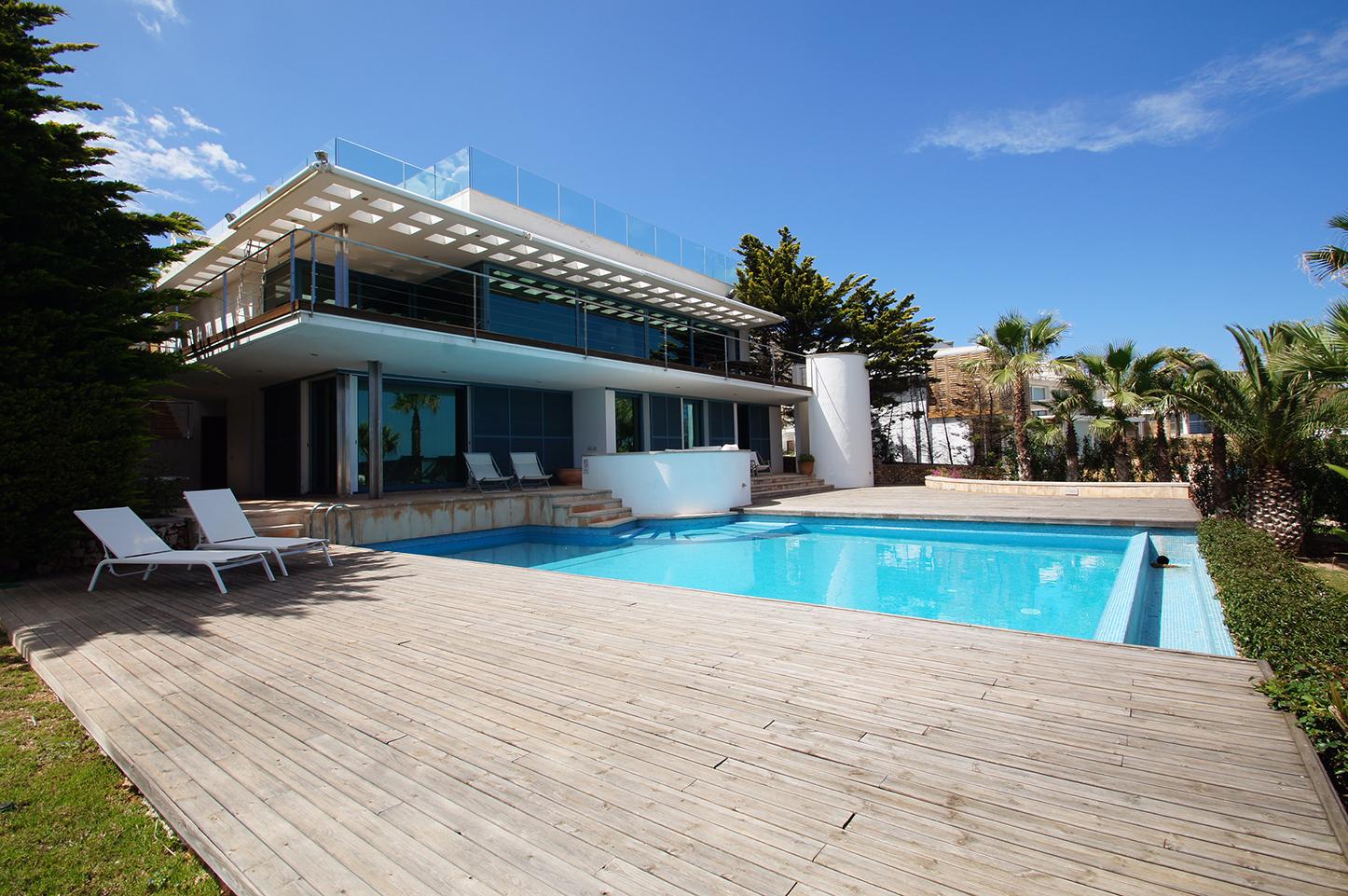 Vacaciones en villa 2021 en Menorca