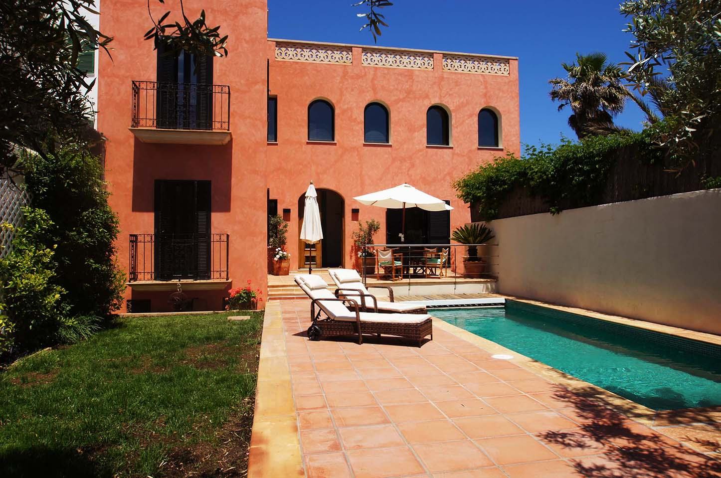 Alquiler villas Es Castell