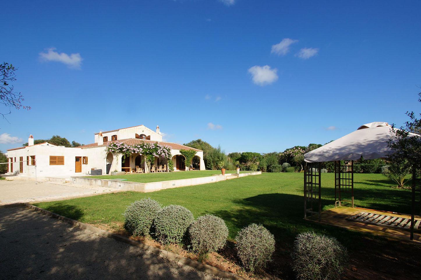 Alquiler de villas privadas en Menorca