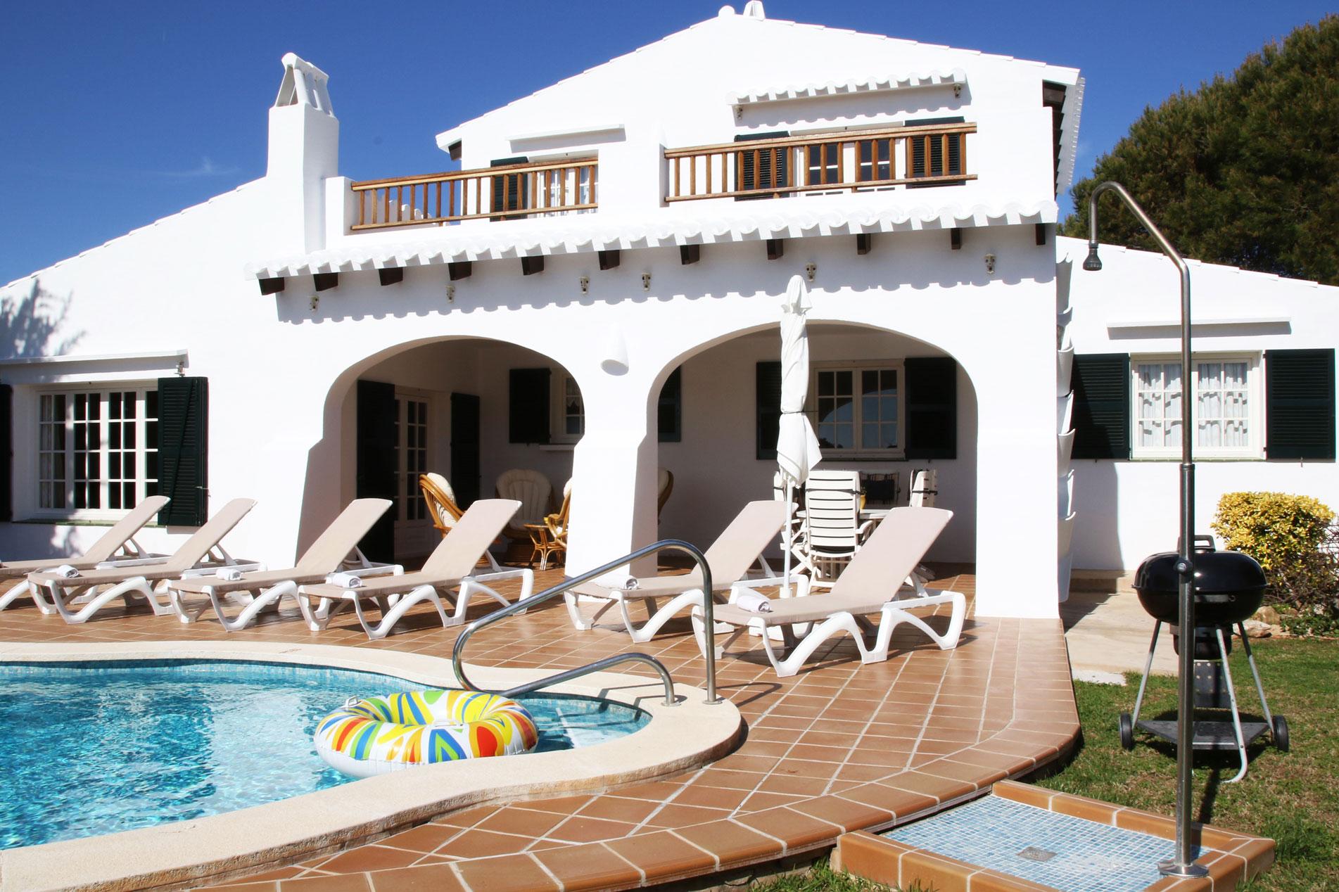 Alquiler villas Binibeca